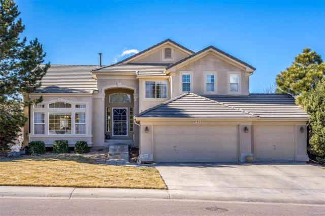 9775 Tall Grass Circle, Lone Tree, CO 80124 (#4924951) :: The Peak Properties Group