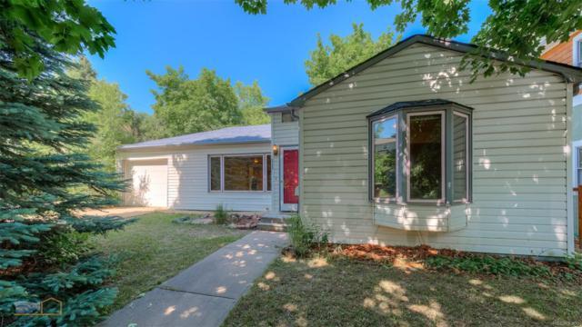 2735 7th Street, Boulder, CO 80304 (#4925300) :: The HomeSmiths Team - Keller Williams