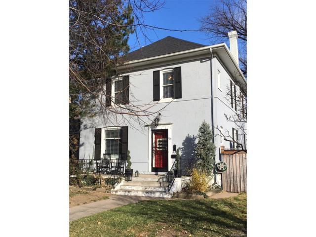 1190 S York Street, Denver, CO 80210 (MLS #4925638) :: 8z Real Estate