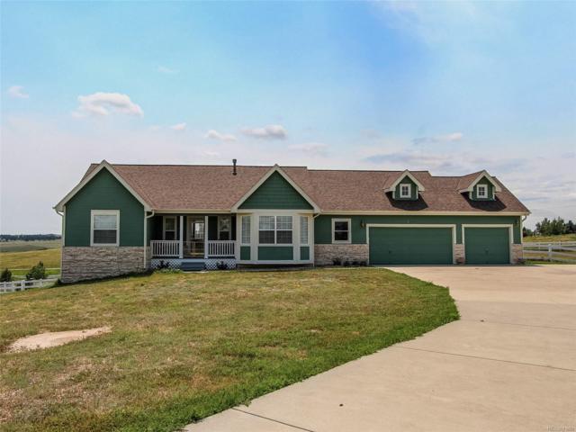 3452 Meadowlark Court, Parker, CO 80138 (MLS #4925774) :: 8z Real Estate