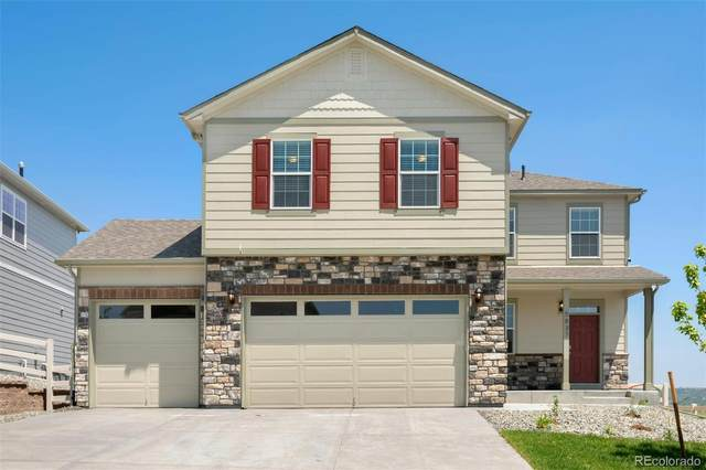 10211 Cedar Street, Firestone, CO 80504 (MLS #4925789) :: 8z Real Estate