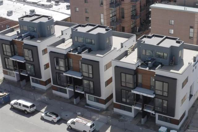 60 W 10th Avenue, Denver, CO 80204 (#4925802) :: The DeGrood Team