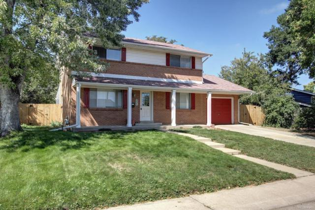 331 S Victor Street, Aurora, CO 80012 (#4925815) :: The Peak Properties Group