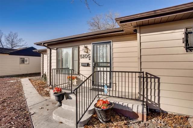 5105 Tejon Street, Denver, CO 80221 (MLS #4925849) :: 8z Real Estate