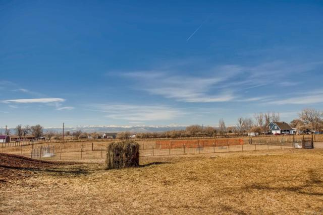 14741 County Road 10, Fort Lupton, CO 80621 (#4925922) :: The DeGrood Team