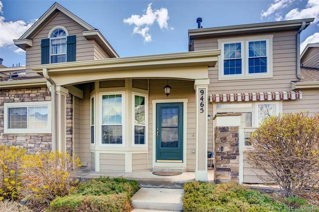 9465 Crossland Way, Highlands Ranch, CO 80130 (#4926005) :: My Home Team