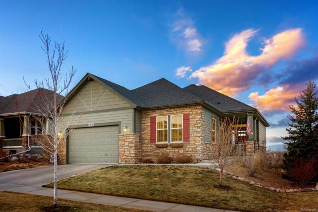 13721 W 87th Drive, Arvada, CO 80005 (#4926153) :: The Peak Properties Group