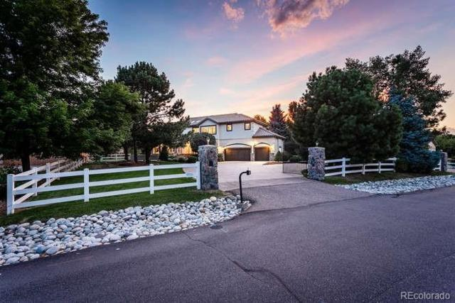 5845 Zinnia Court, Arvada, CO 80004 (#4926399) :: Sellstate Realty Pros