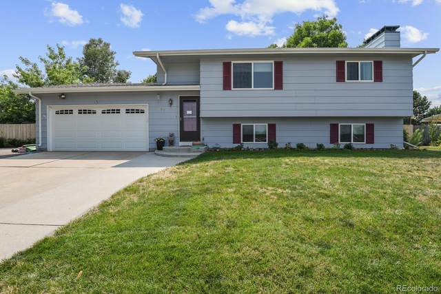 4418 W 9th Street, Greeley, CO 80634 (#4926454) :: The DeGrood Team