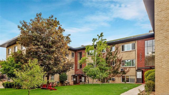 655 Washington Street 1C, Denver, CO 80203 (#4926550) :: The City and Mountains Group