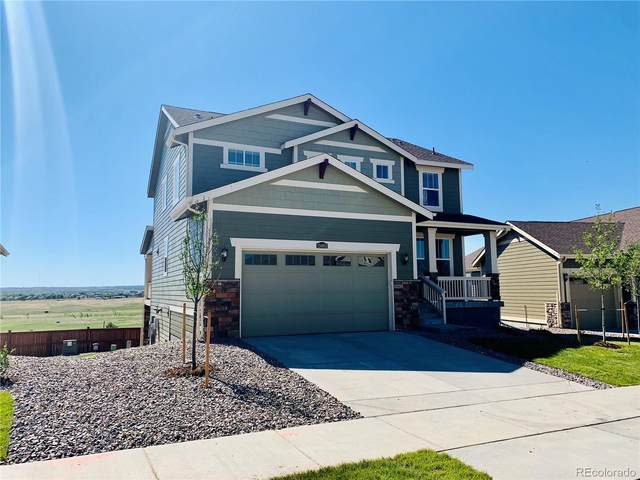 15083 Munich Avenue, Parker, CO 80134 (#4927214) :: The DeGrood Team