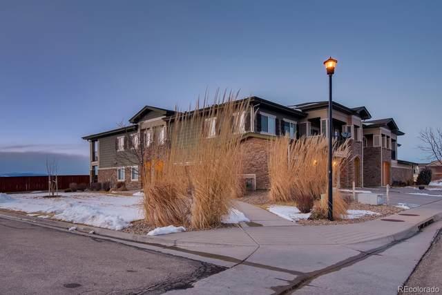 2405 Calais Drive G, Longmont, CO 80504 (MLS #4927329) :: 8z Real Estate