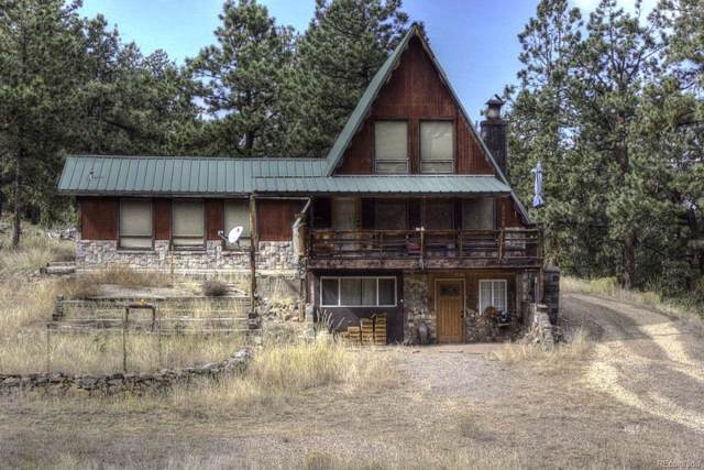 755 Driftwood Road, Westcliffe, CO 81252 (#4927371) :: Harling Real Estate