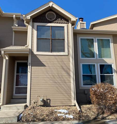 4200 S Mobile Circle C, Aurora, CO 80013 (#4927757) :: James Crocker Team