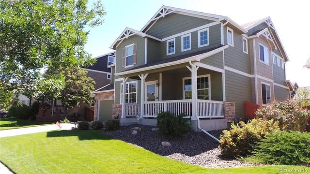 11004 E 116th Avenue, Henderson, CO 80640 (#4928044) :: The Griffith Home Team