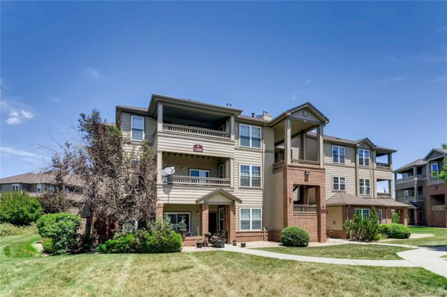 12888 Ironstone Way #204, Parker, CO 80134 (#4928047) :: The Healey Group