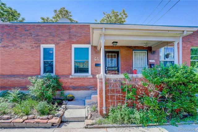 22 E Bayaud Avenue, Denver, CO 80209 (#4928292) :: Berkshire Hathaway HomeServices Innovative Real Estate