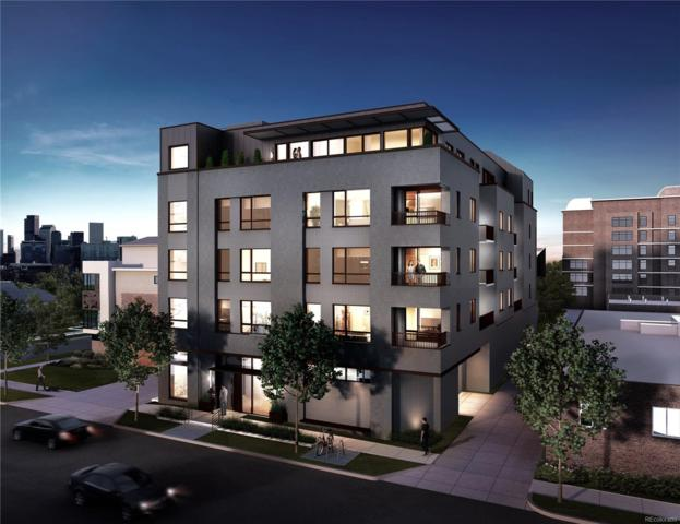 1908 W 33rd Avenue #404, Denver, CO 80211 (#4929025) :: 5281 Exclusive Homes Realty