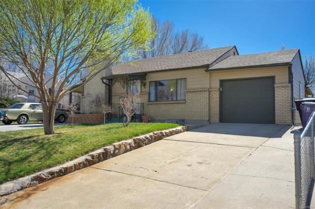 1665 S Wyandot Street, Denver, CO 80223 (#4929147) :: The Pete Cook Home Group