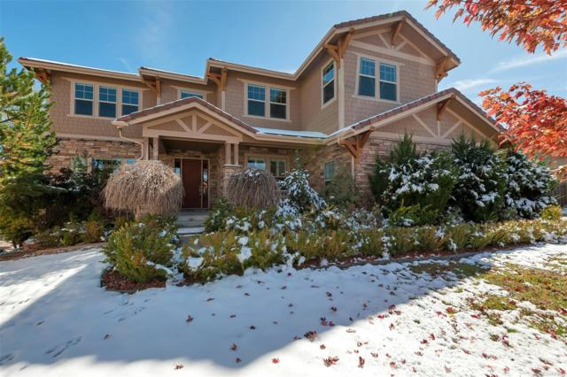 26706 E Peakview Drive, Aurora, CO 80016 (#4929281) :: The HomeSmiths Team - Keller Williams
