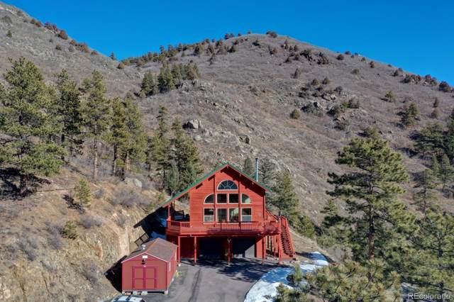 9886 S Deer Creek Canyon Road, Littleton, CO 80127 (MLS #4929465) :: 8z Real Estate