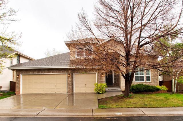 209 Sylvestor Place, Highlands Ranch, CO 80129 (#4929480) :: Wisdom Real Estate