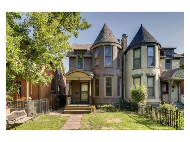 145 W 2nd Avenue, Denver, CO 80223 (MLS #4929589) :: 8z Real Estate