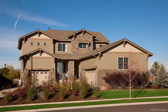 6103 Eagle Roost Drive, Fort Collins, CO 80528 (#4930085) :: The Brokerage Group