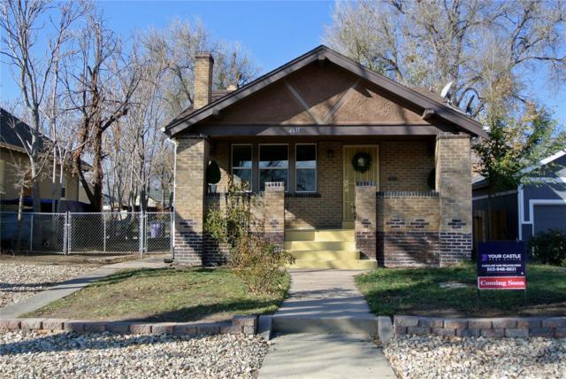 4611 Zuni Street, Denver, CO 80211 (#4930451) :: Bring Home Denver