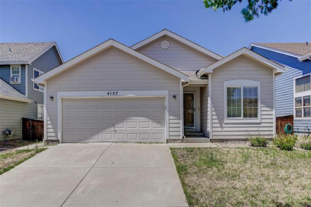 4157 Liverpool Street, Denver, CO 80249 (#4930551) :: My Home Team