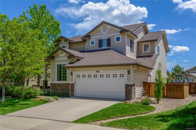 9778 S Johnson Way, Littleton, CO 80127 (#4930775) :: The Peak Properties Group