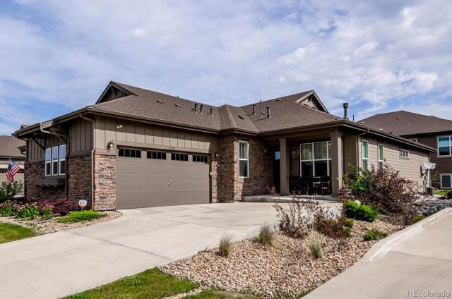 16535 W 85th Lane A, Arvada, CO 80007 (#4930873) :: The DeGrood Team