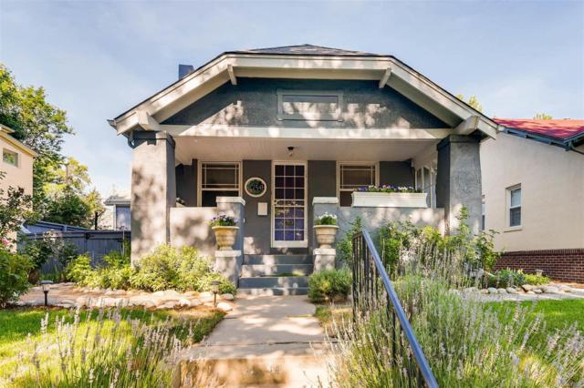2341 Forest Street, Denver, CO 80207 (#4930945) :: Structure CO Group