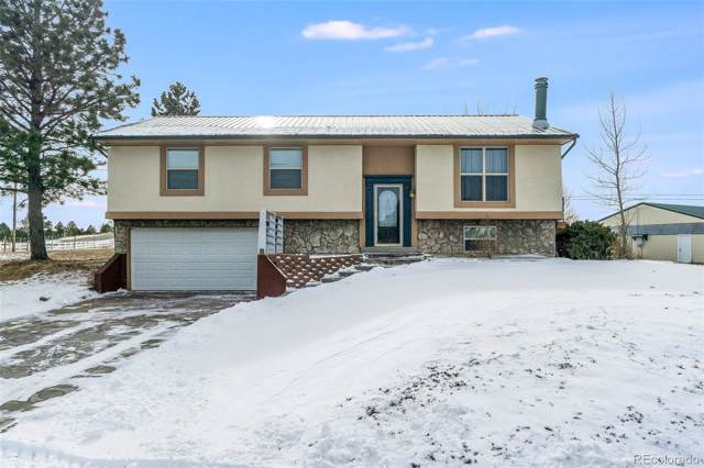 35053 Cimarron Trail, Elizabeth, CO 80107 (MLS #4931127) :: 8z Real Estate
