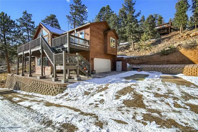 11665 S Upper Ranch Drive, Pine, CO 80470 (MLS #4931203) :: 8z Real Estate