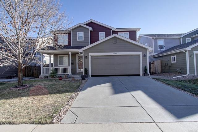 5943 Jaguar Way, Littleton, CO 80124 (MLS #4931351) :: 8z Real Estate