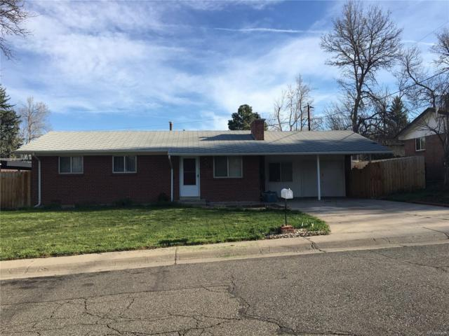 9303 W 66th Place, Arvada, CO 80004 (#4931447) :: Wisdom Real Estate