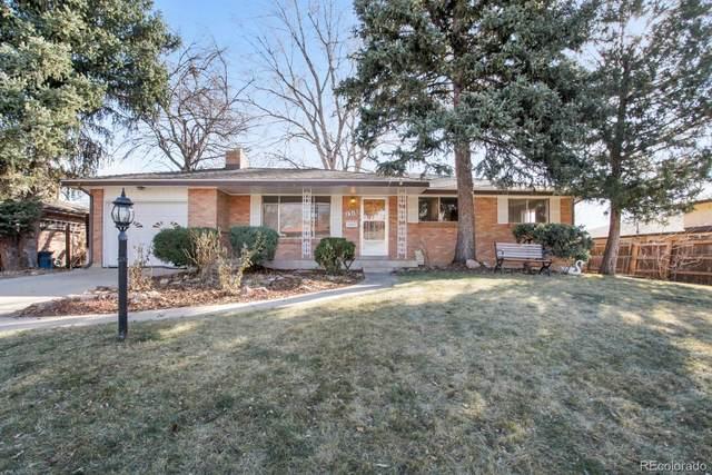 1318 S Drexel Way, Lakewood, CO 80232 (MLS #4931665) :: Neuhaus Real Estate, Inc.