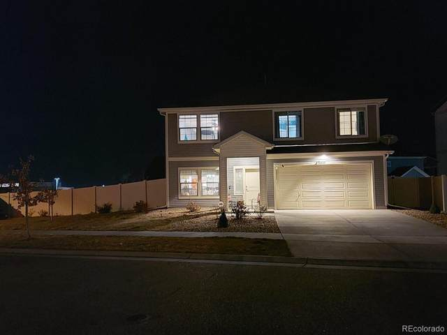 18793 E 48th Place, Denver, CO 80249 (MLS #4931781) :: Bliss Realty Group