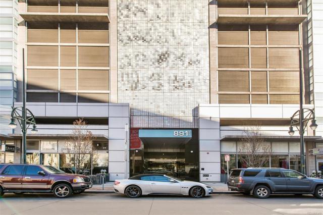 891 14th Street #2414, Denver, CO 80202 (MLS #4931829) :: 8z Real Estate