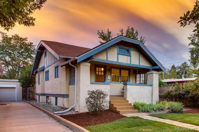 1776 S Lincoln Street, Denver, CO 80210 (#4931929) :: The Scott Futa Home Team