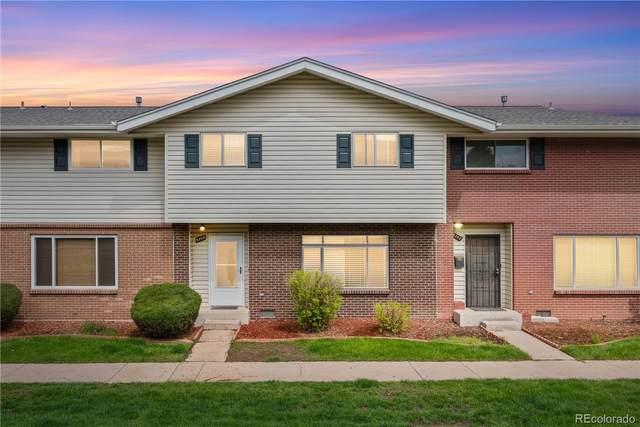 9260 E Mansfield Avenue, Denver, CO 80237 (#4931981) :: The Harling Team @ HomeSmart