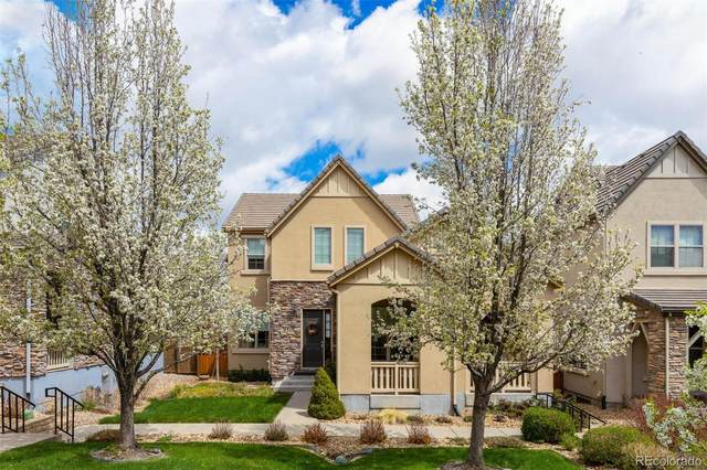 10325 Bluffmont Drive, Lone Tree, CO 80124 (#4932355) :: HomeSmart