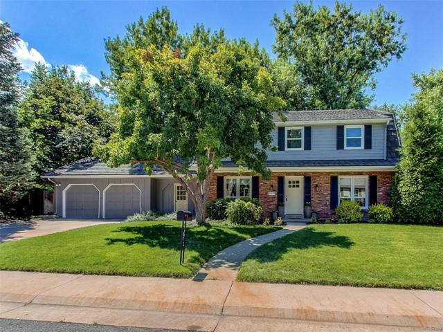 3881 S Narcissus Way, Denver, CO 80237 (#4932672) :: RazrGroup