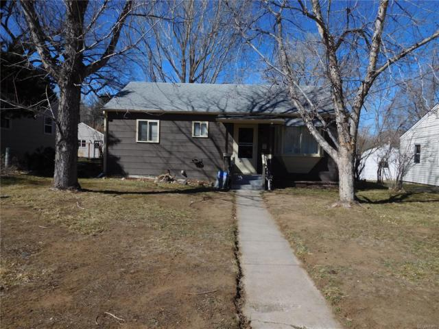 1012 21st Street, Golden, CO 80401 (#4932816) :: Colorado Home Finder Realty