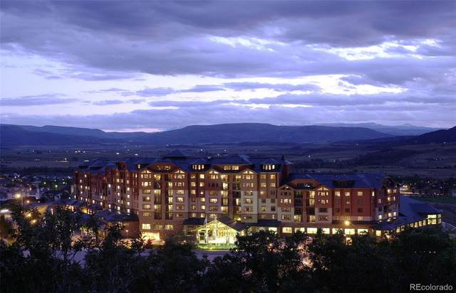 2300 Mt. Werner Circle 421/422/425 IIIA, Steamboat Springs, CO 80487 (#4933367) :: Peak Properties Group