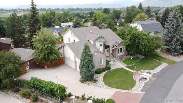 14122 W 59th Avenue, Arvada, CO 80004 (#4933408) :: Compass Colorado Realty