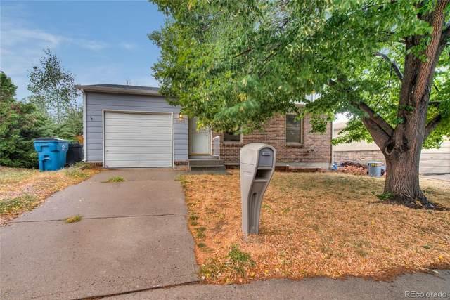 3933 S Pagosa Street, Aurora, CO 80013 (MLS #4933562) :: Neuhaus Real Estate, Inc.
