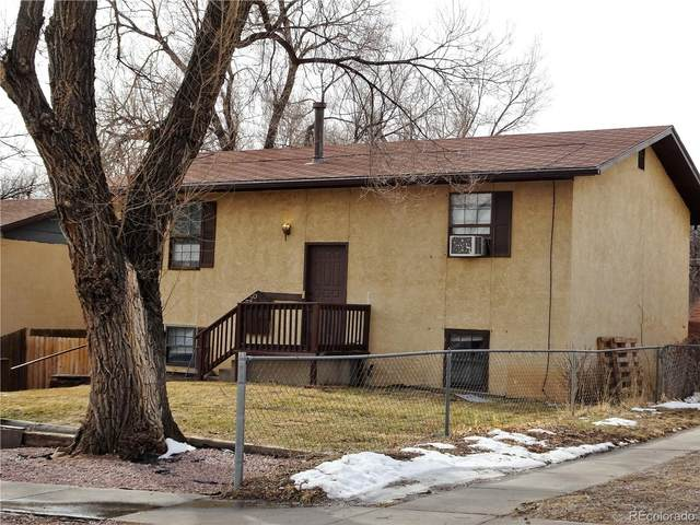 720 Swope Avenue, Colorado Springs, CO 80909 (#4933612) :: The Harling Team @ Homesmart Realty Group