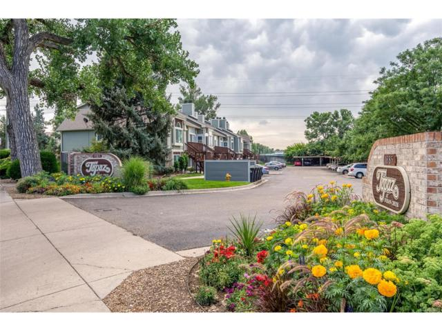 1885 S Quebec Way A110, Denver, CO 80231 (#4933708) :: The City and Mountains Group